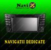 Navigatie mercedes e klasse navi-x gps - dvd - carkit