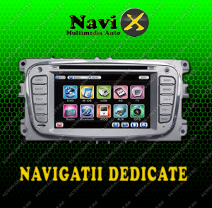 Navigatie ford mondeo 3
