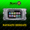 Navigatie ford mondeo navi-x gps - dvd - carkit bt -