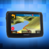 Gps auto evolio hi-speed traffic cu igo primo 2