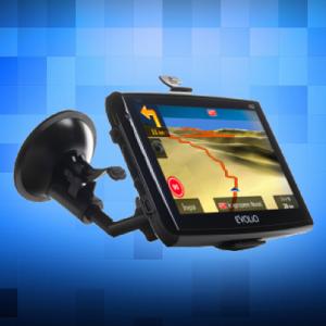 GPS Evolio Hi-Speed TRAFFIC TMC EU Lifetime Cu Soft Camion