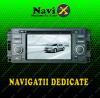 Navigatie CHRYSLER Sebring Navi-X GPS - DVD - CARKIT BT - USB