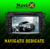 Navigatie Chevrolet Captiva Navi-X GPS - DVD - CARKIT BT - USB