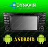 Navigatie MERCEDES E KLASSE ANDROID Dynavin GPS - DVD - BT - USB
