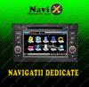 Navigatie audi a 4 navi-x gps - dvd