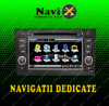 Navigatie audi a4 navi-x gps - dvd -