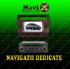 Navigatie CITROEN C4 Navi-X GPS - DVD - CARKIT BT - USB