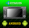 Navigatie audi a4 android dynavin