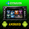 Navigatie android dynavin gps - radio -