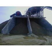 Agregate de balastiera, nisip, sorturi ,balast