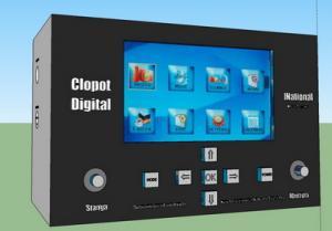 Digital electronic