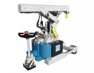 Macarale electro-hidraulice