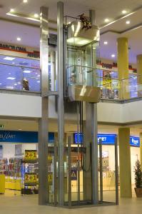 Lifturi Elmas- Cabina Clara