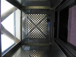 Ascensor roomless