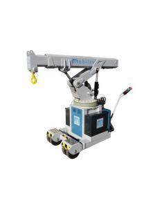 Macara electro-hidraulica 2 t