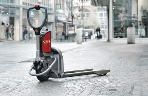 Transpaleta electrica urbana - CiTi Truck
