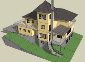 Proiecte vile proiecte case