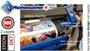 Imprimanta eco solvent indoor