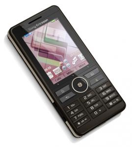 Telefon sony ericsson g900