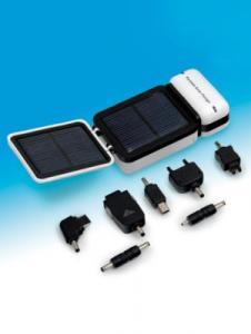 Incarcator baterii cu energie solara
