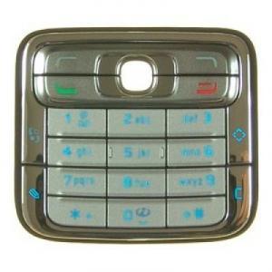 Tastaturi tastatura nokia n73 argintie