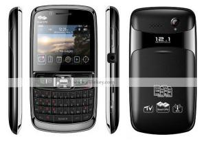 Telefon 4 SIM- uri TINNO KT04i - Dual CPU, TV si WiFi,