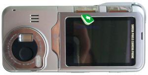 Telefon cu camera 5mp