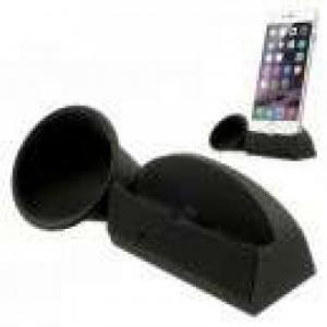 Accesorii iphone Amplificator De Sunet iPhone 6 5s KLX Horn Stand Negru
