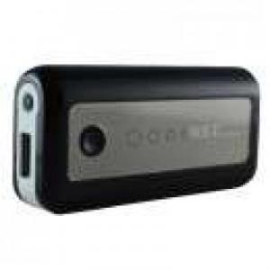 Acumulatori externi Acumulator Extern iPhone Samsung iPod HTC iPad Sony 5200 mAh Power Bank Negru