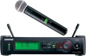 Microfon FARA FIR SHURE SLX BETA 58A