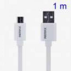 Accesorii telefoane - cablu de date Cablu Date USB Samsung A697 Sunburst REMAX Original