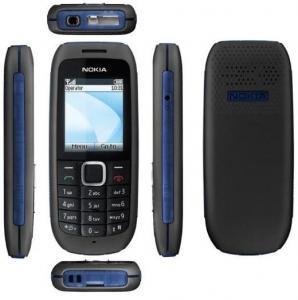 Telefon nokia 1616 black