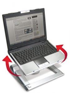 Suport pentru laptop cu ventilator