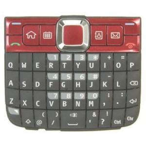 Tastaturi tastatura nokia e63 rosie
