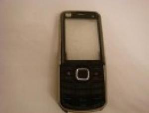 Carcase fara logo Carcasa Nokia 6220 Classic cu tastatura