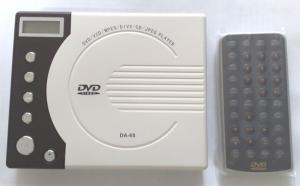 Mini dvd player portabil
