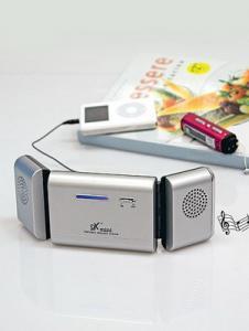 Boxe stereo portabile