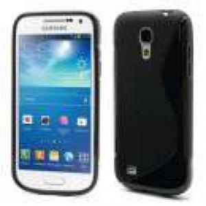 Huse Husa Silicon Samsung Galaxy S4 mini I9190 Neagra