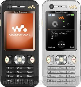 Telefon sony ericsson w890i