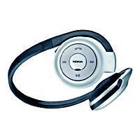 Casca bluetooth  Nokia BH-503 BLACK-SILVER cu incarcator