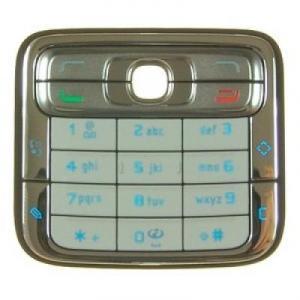 Tastaturi tastatura nokia n73 alba