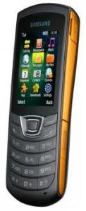 Telefon Dual SIM Samsung E2152 BLACK
