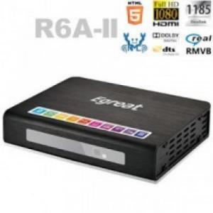 Media player egreat r6s