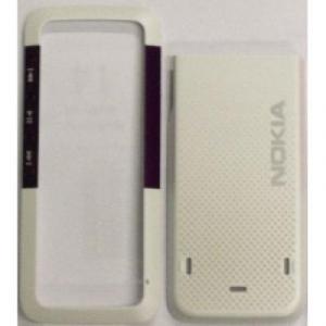 Carcase Carcasa Nokia 5310 alb+mov