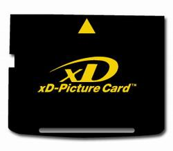 Xd picture card 512 mb