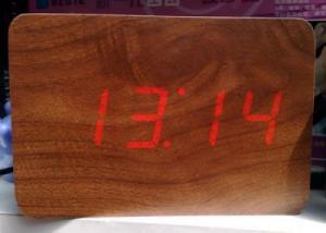 Cutie lemn ceas