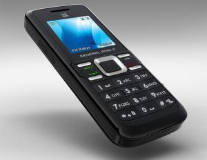 Telefon Dual SiM TINNO General Mobile DST10 -negru
