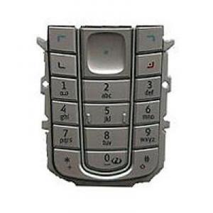 Tastaturi Tastatura Nokia 6230 argintie