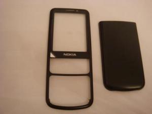 Carcase originale Nokia 6700c carcasa A+B originala neagra