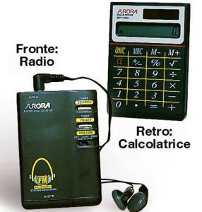 Calculator casca